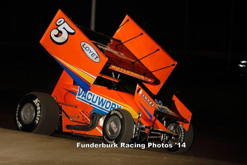 He's Back! Brad Loyet Returns To Lucas Oil ASCS Competition in 2016