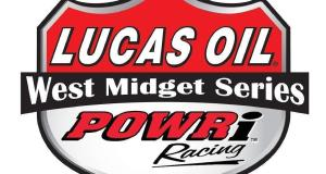 POWRi West Lucas Oil Logo