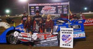 Jesse Stovall claimed the 5th Annual Rockabilly 45 Title on Saturday night.