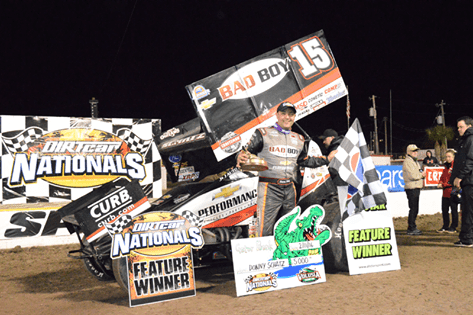 Donny Schatz Delivers DIRTcar Nationals All Star Win