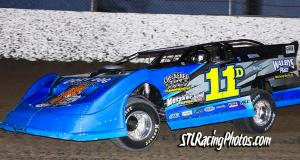 Brian Diveley at Federated Auto Parts Raceway at I-55 on March 26, 2016.