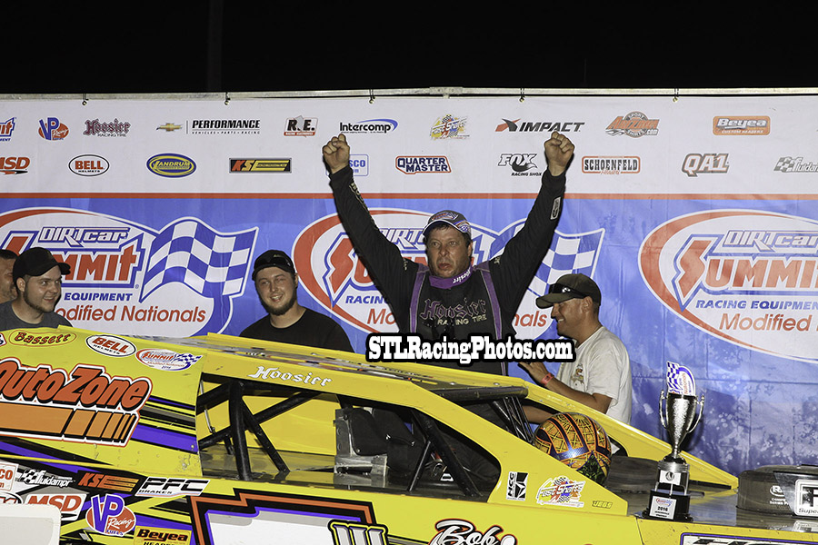 Ray Walsh wins Jacksonville Speedway's Summit Modified Nationals!