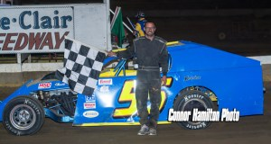 Marty Smith, Jr. - Connor Hamilton photo