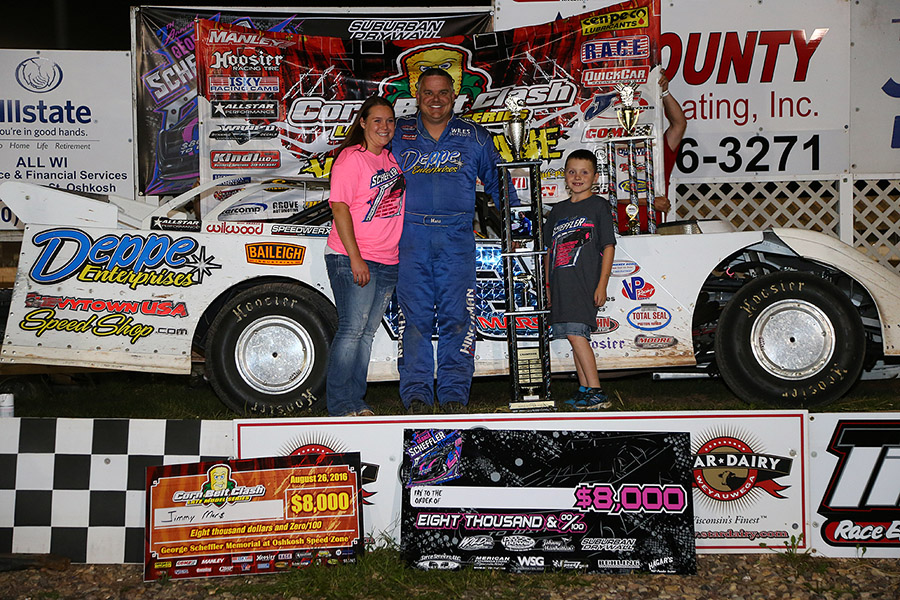 Jimmy Mars takes Corn Belt Clash win at Oshkosh!