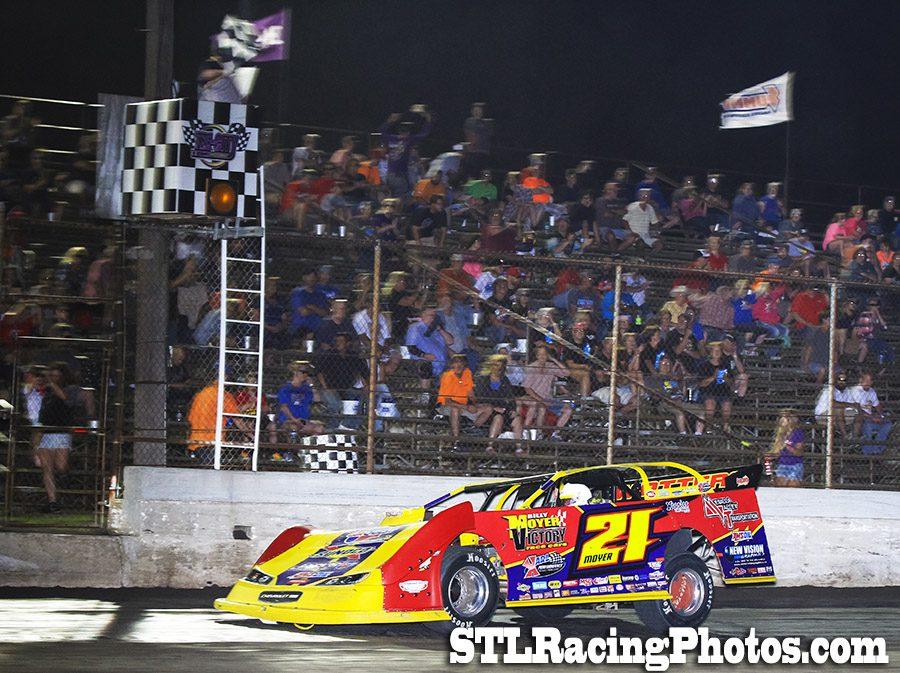 Billy Moyer, Michael Long, Matt Mevert & Jacob Rexing take wins at Tri-City Speedway!