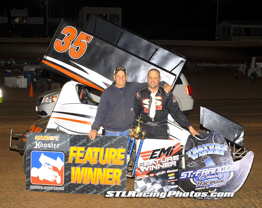 Joey Montgomery Leads Locals to Queen's Royale Loot as Lasoski Wraps Up National Sprint League Championship