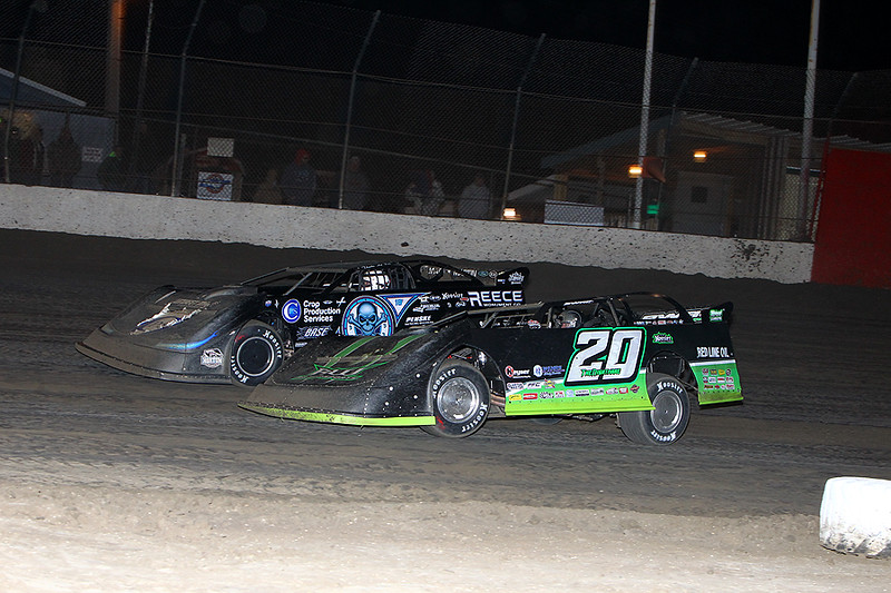 Mike Ruefer S Photos From The Lucas Oil Late Model Series