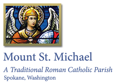St. Michael's Parish Logo