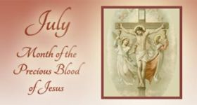 Month of the Precious Blood