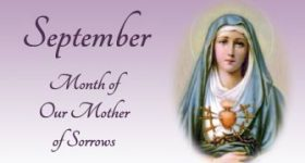 Month of Our Sorrowful Mother