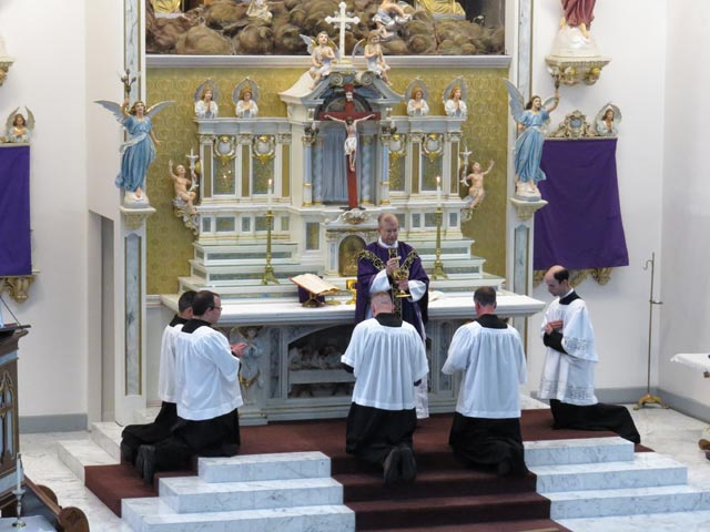 Good Friday Mass of the Presanctified