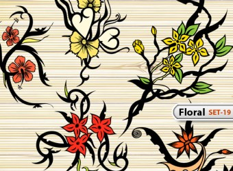 download-colorful-flowers-vector-images-photoshop-brushes-s19