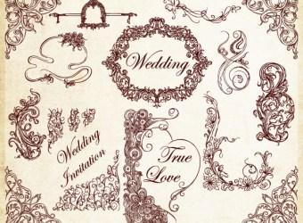 ornamental-wedding-decoration-elements-vector-illustration-s1