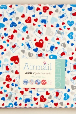 Layer Cake Airmail by Eric & Julie Comstock