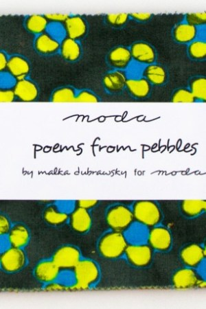 Charm Pack Poems From Pebbles by Malka Dubrawsky