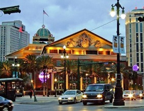 Harrahs New Orleans