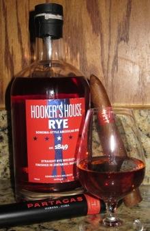 Hooker's House Rye