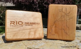 RIO Henry's Fork Custom Fly Box