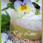 KEY LIME MINI DESSERTS