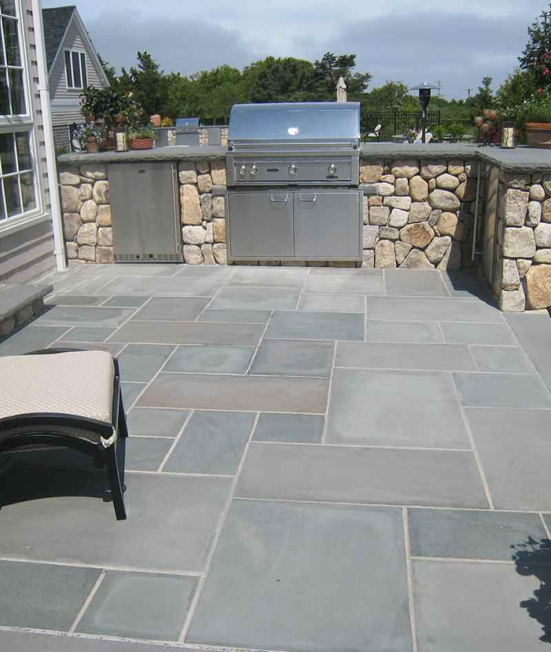 Large Of Blue Stone Pavers