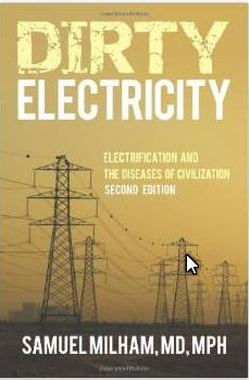 Dirty Electricity - book cover
