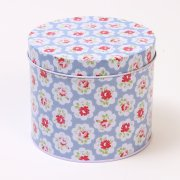 Small Floral Tea Tin