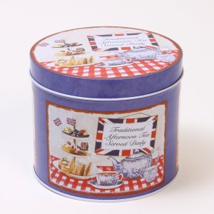 Small Afternoon Tea Tin