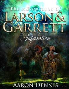 larson and garrett infestation