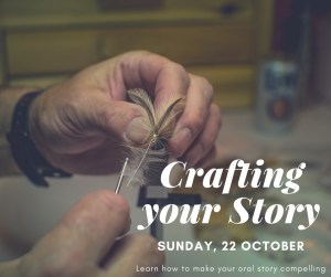 Crafting your Story