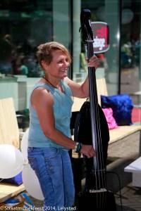 Renee Stevense - Straatmuziekfeest Lelystad 2014
