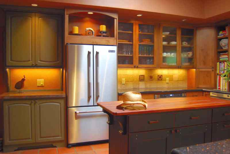 Groovy Useof Space Gilbert Kitchen Remodels Portfolio Cabinets Remodels Hundreds And Our Designers Will Develop Idea Layout We Offer Three Custom Kitchen Cabinet Lines
