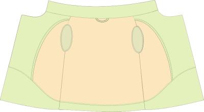 binnenkant kleur