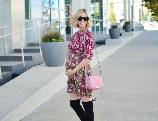 mixed-print-floral-dress-otk-boots-pink-bag