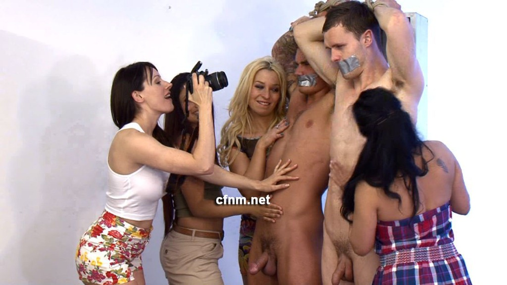 nude boy with clothed girls and boy