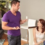Ripped Hung Stud Johnny Castle Takes Care Of His Dad's Girlfriend