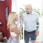 Manly Extra-Hung Straight Stud JMac Fucks Luscious Natural Girl Bailey Brooke Hard & Raw