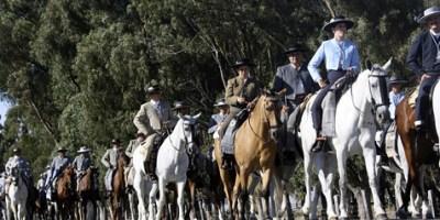 Reiten lernen in Andalusien