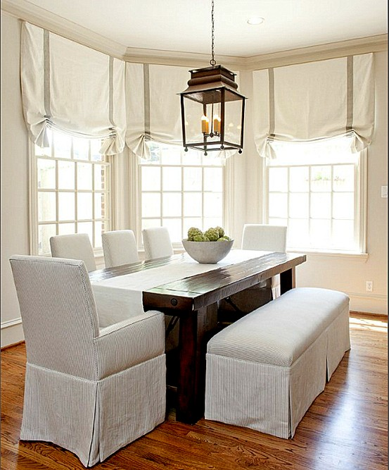 The perfect clean dining room from lh6.ggpht.com
