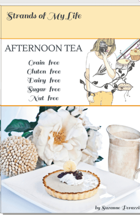 Afternoon Tea - cookbook for food intolerances