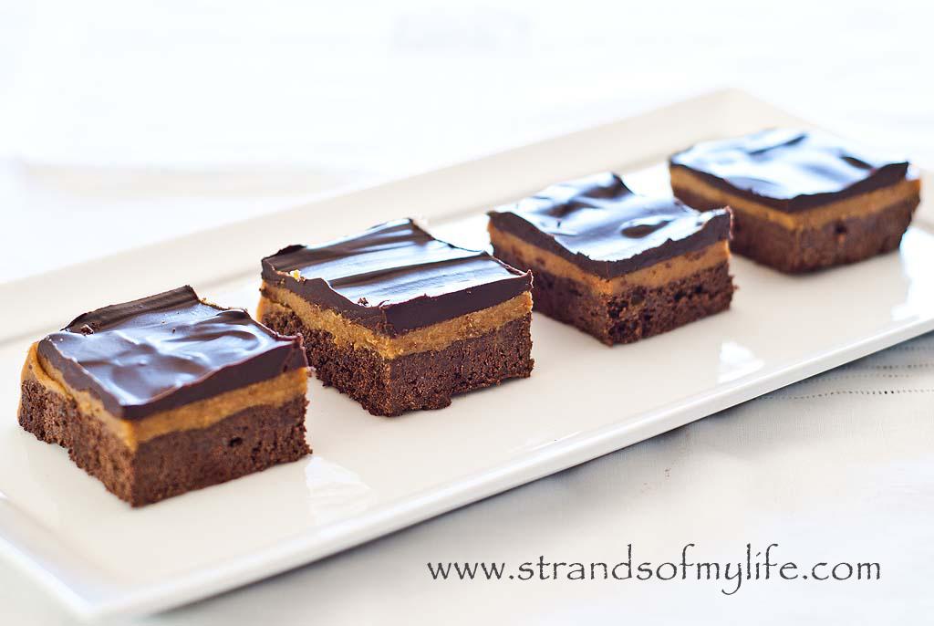 Chocolate Caramel Bar -gluten-free recipe and low FODMAP