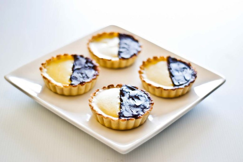 Neenish Tarts -gluten-free recipe and low FODMAP