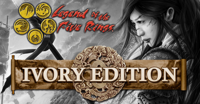 Review - Ivory Edition (L5R CCG)