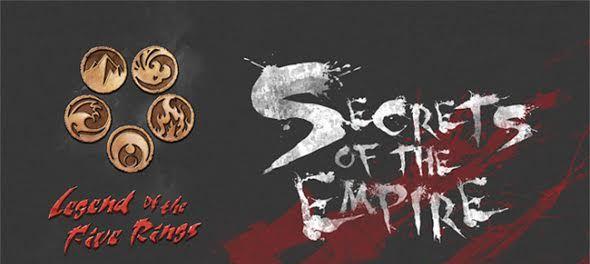 Review - Secrets of the Empire (L5R RPG 4E)