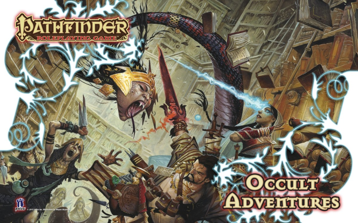 Review - Occult Adventures (Pathfinder)