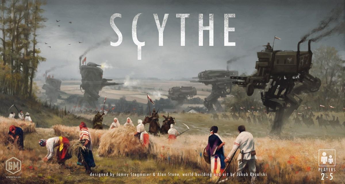 Episode 181 - Scythe