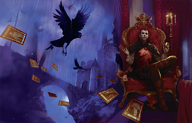 Review - Curse of Strahd (Dungeons & Dragons 5E)