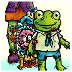 Muppet Baby Zombies