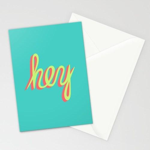 hey cards