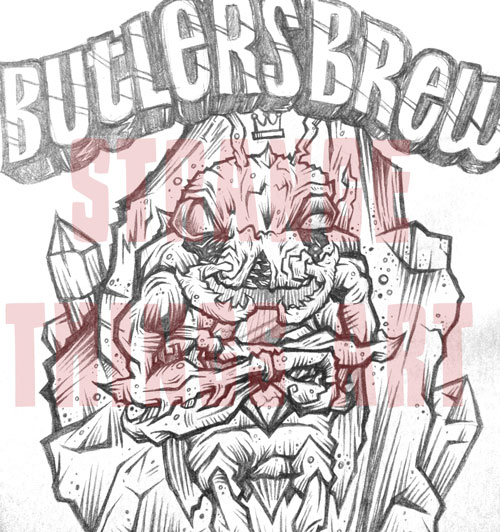 butler's brew pencils