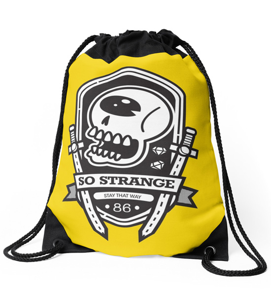 strange emblem draw bag